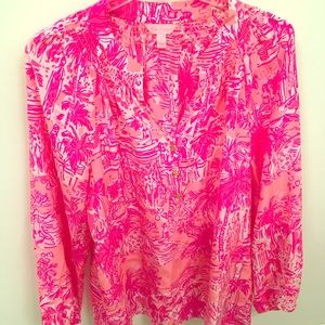 Lilly Pulitzer Elsa size Large